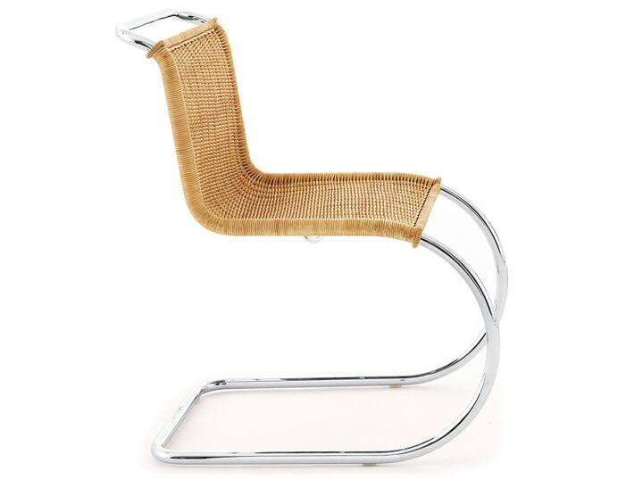 Färgstarka shoppingtips för vardagsrummet, stolen MR Chair från Knoll