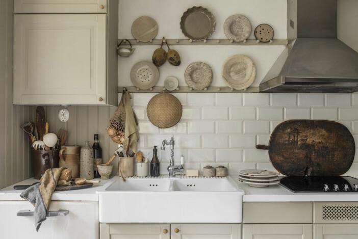 kök i klassisk stil