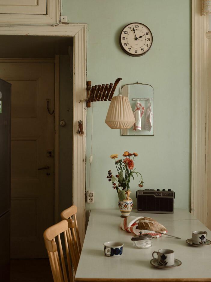 kök i våningen på riddargatan