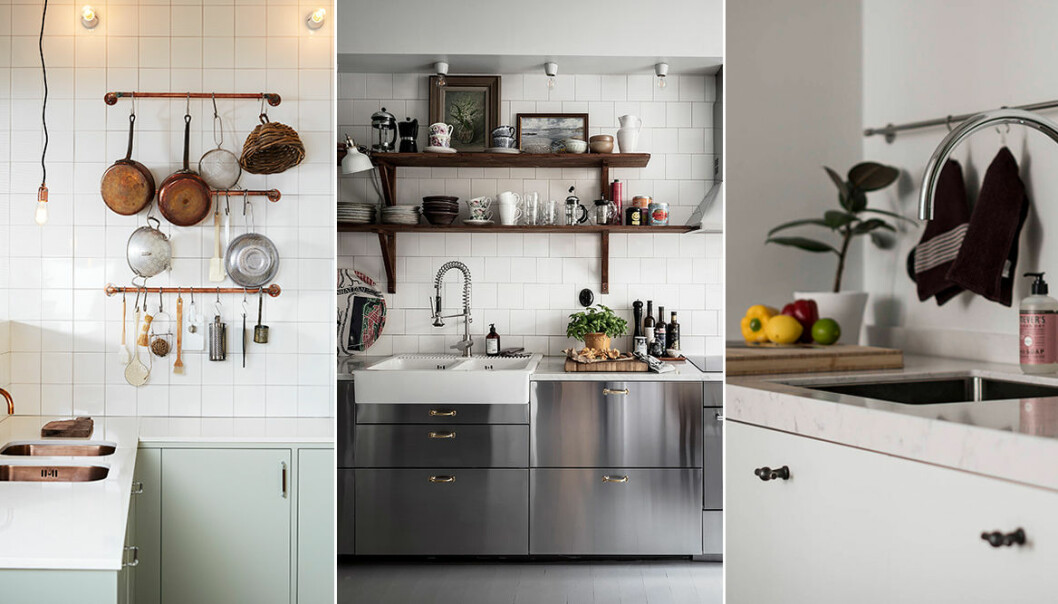 Inredningsmissar i köket – och hur du löser dem