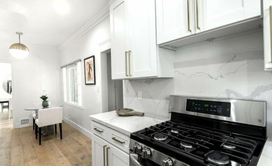 Köket i Meghan Markles tidigare hem