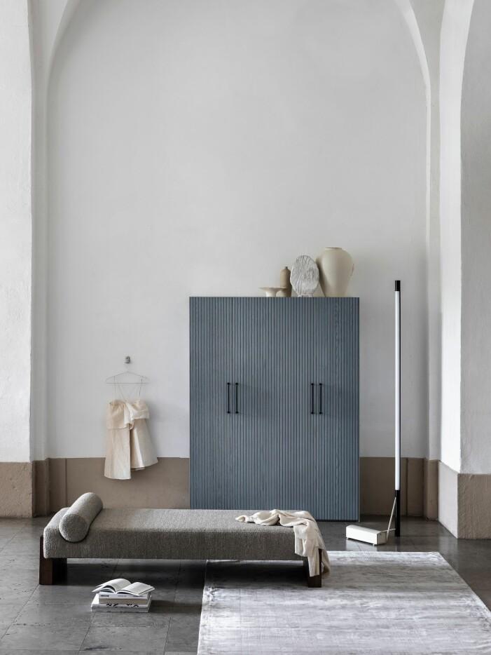 Kollektionen Wood Collection från Superfront kommer i sex olika färger av trä