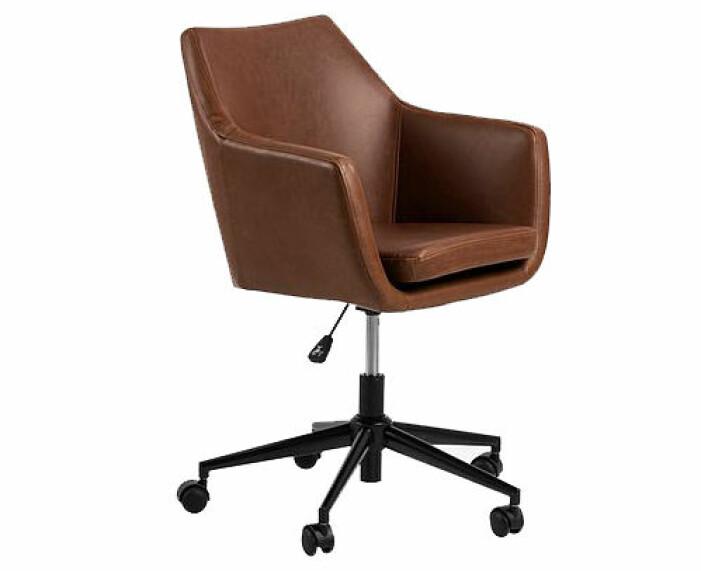 kontorsstol på hjul