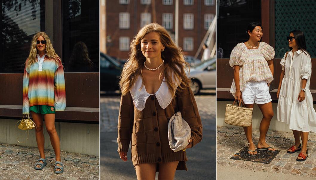 Streetstyletrender från copenhagen fashion week ss21.