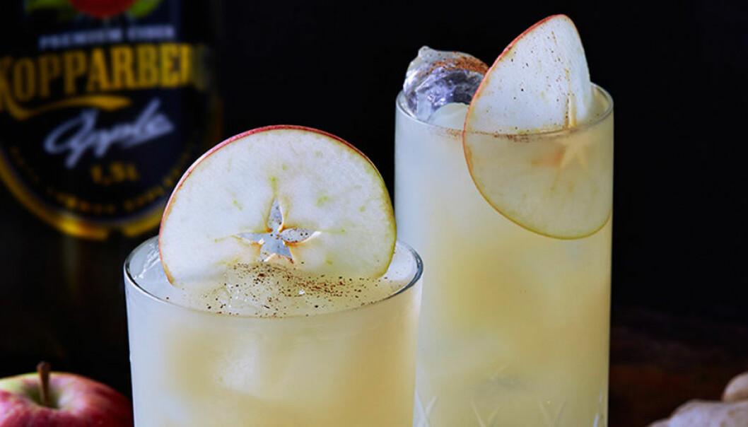 Original Apple – alkoholfri drink.