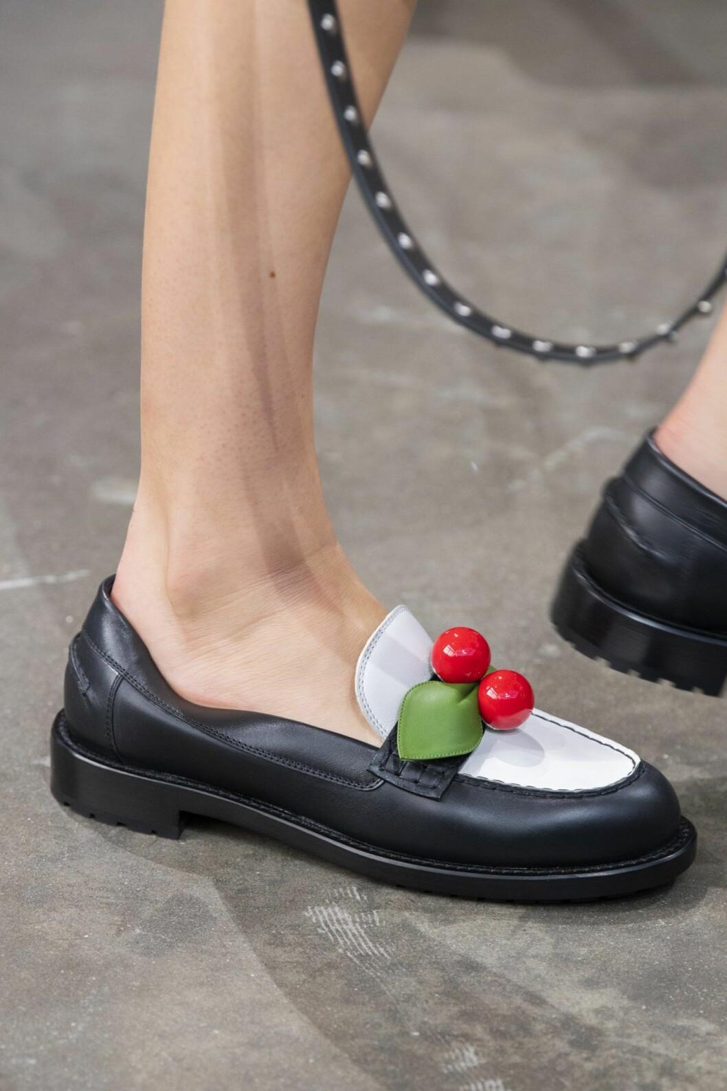 Loafers med en twist