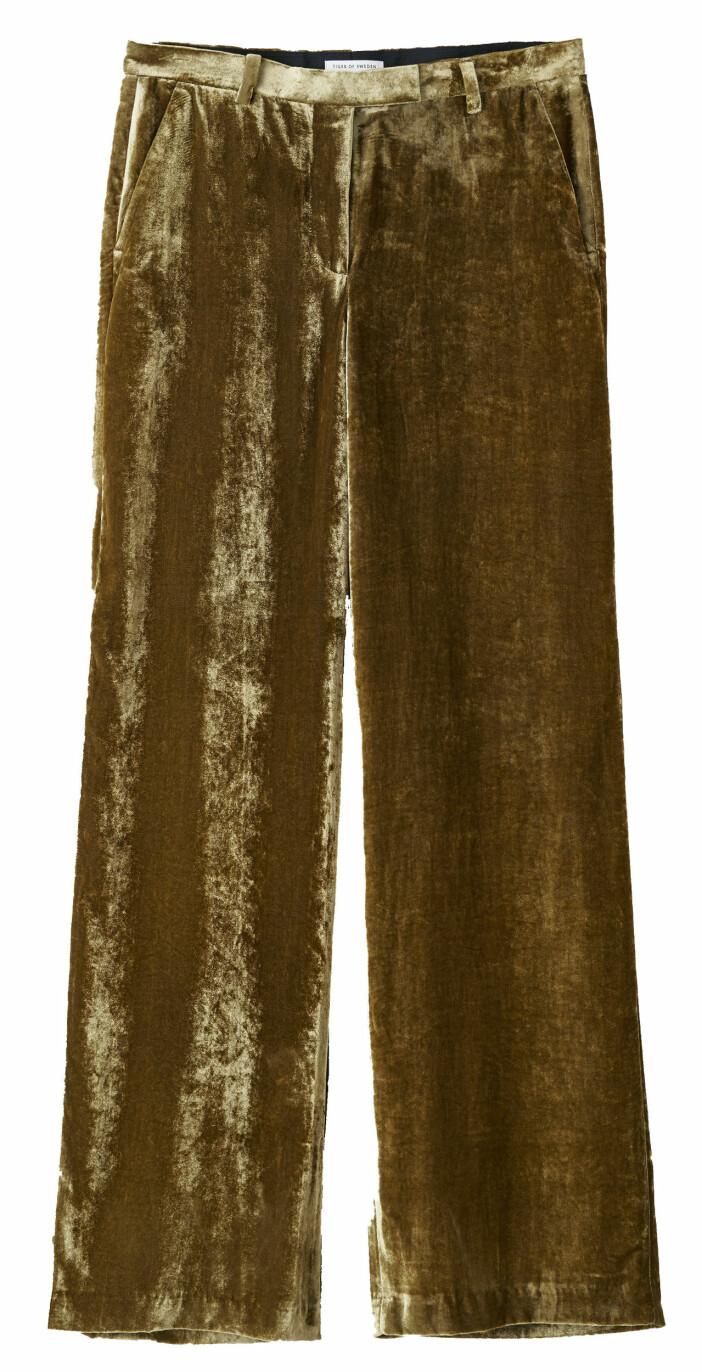 kostymbyxa i sammet från tiger of sweden