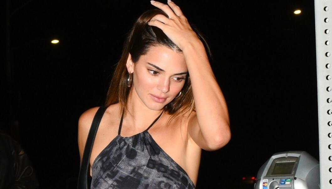 Kritiken mot Kendall Jenners Halloweenfest efter kändis-gästernas bilder.