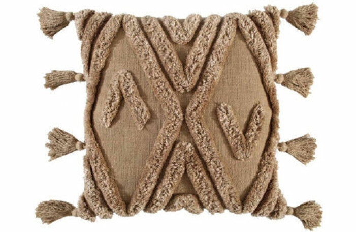 brun kudde classic collection