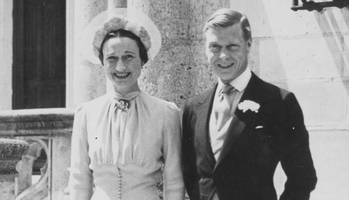 Kung Edward och Wallis