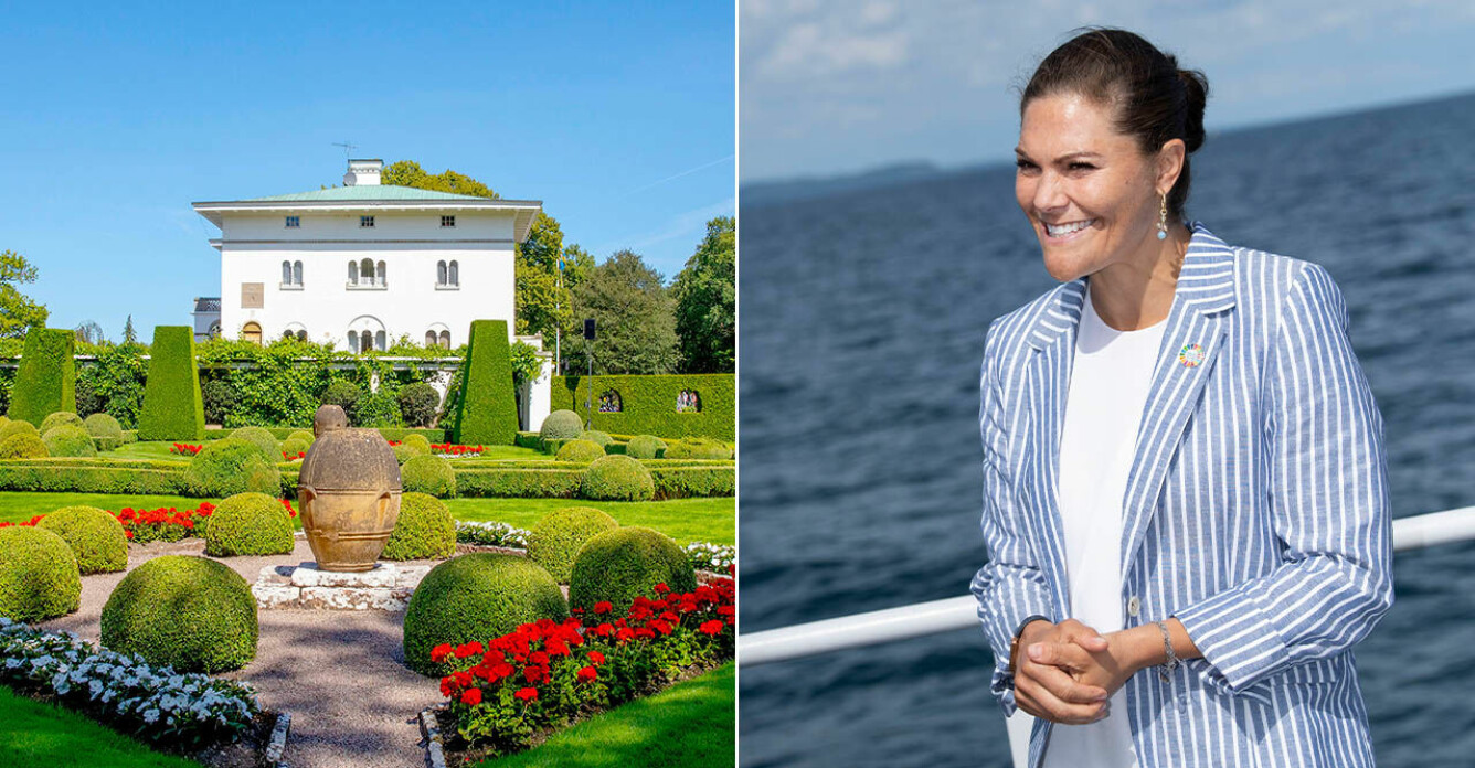 Kungafamiljens semesterparadis i Sverige – Solliden på Öland