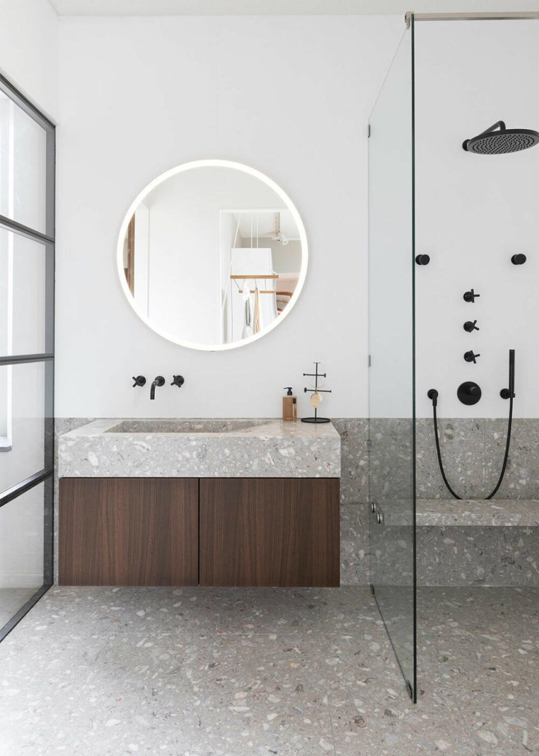 Lyxigt badrum från Kvänum