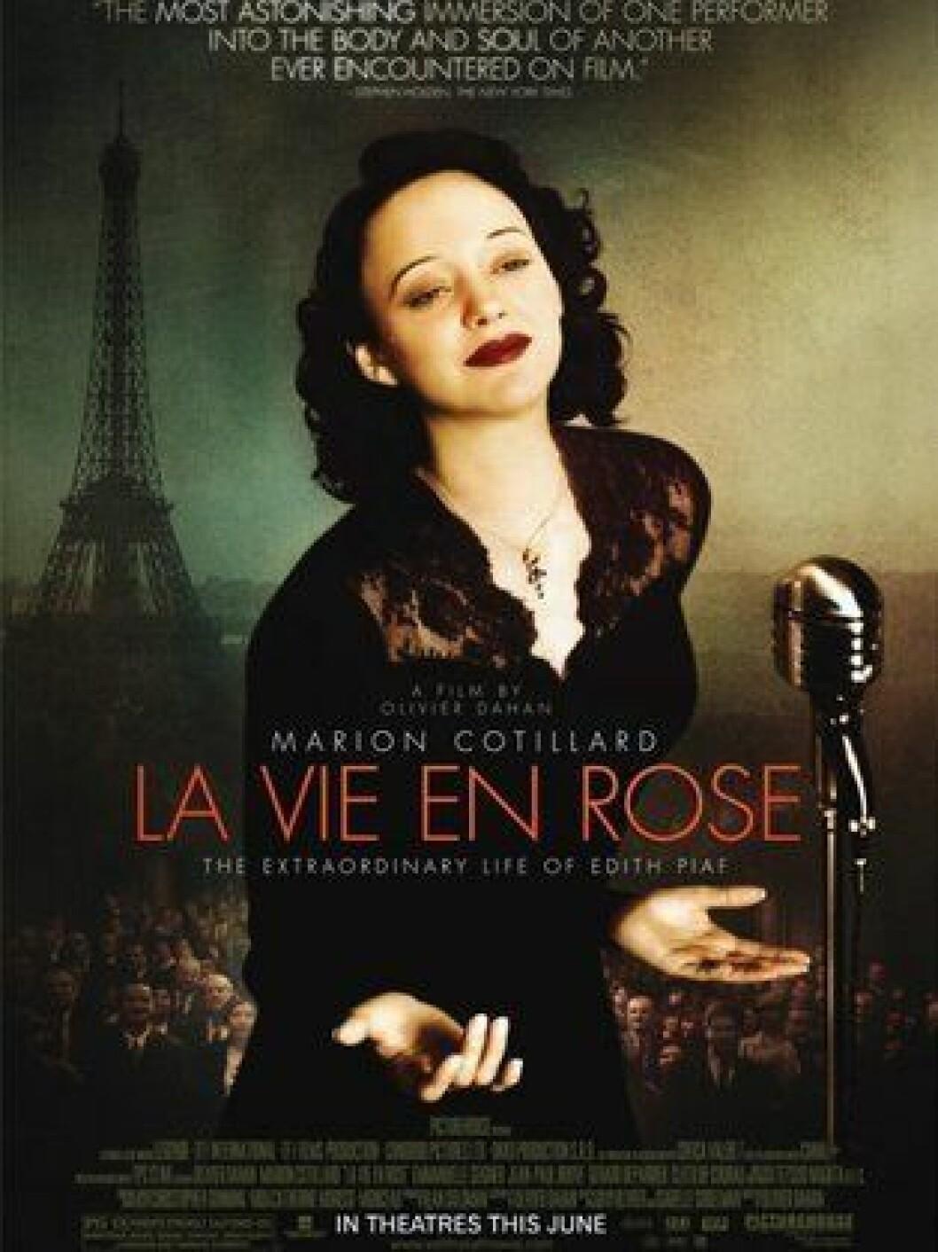 Dokumentären La vie en rose