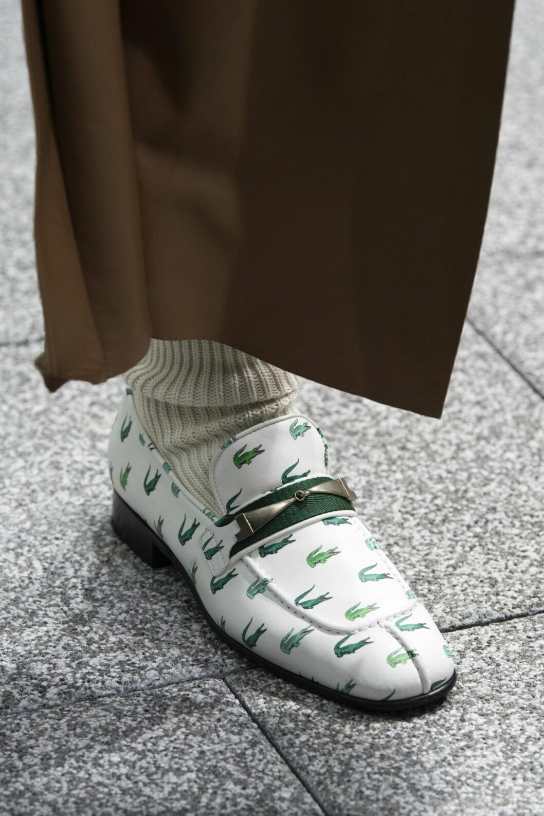 Loafers från Lacoste
