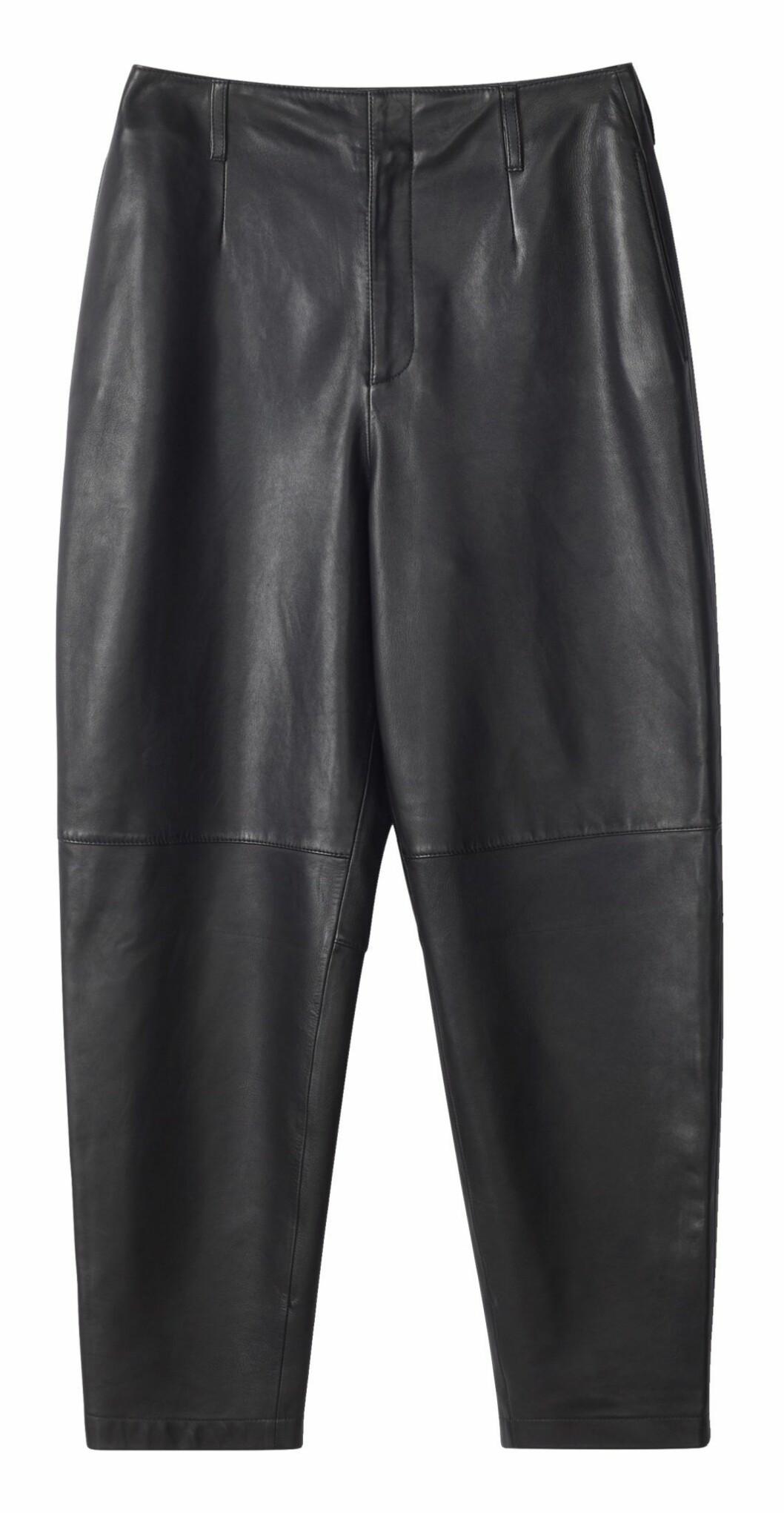 Snygg byxa i mjukt läder från Filippa K.