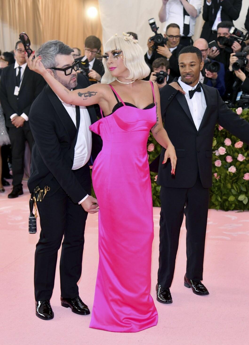 Lady Gaga met-galan 2019 look 3