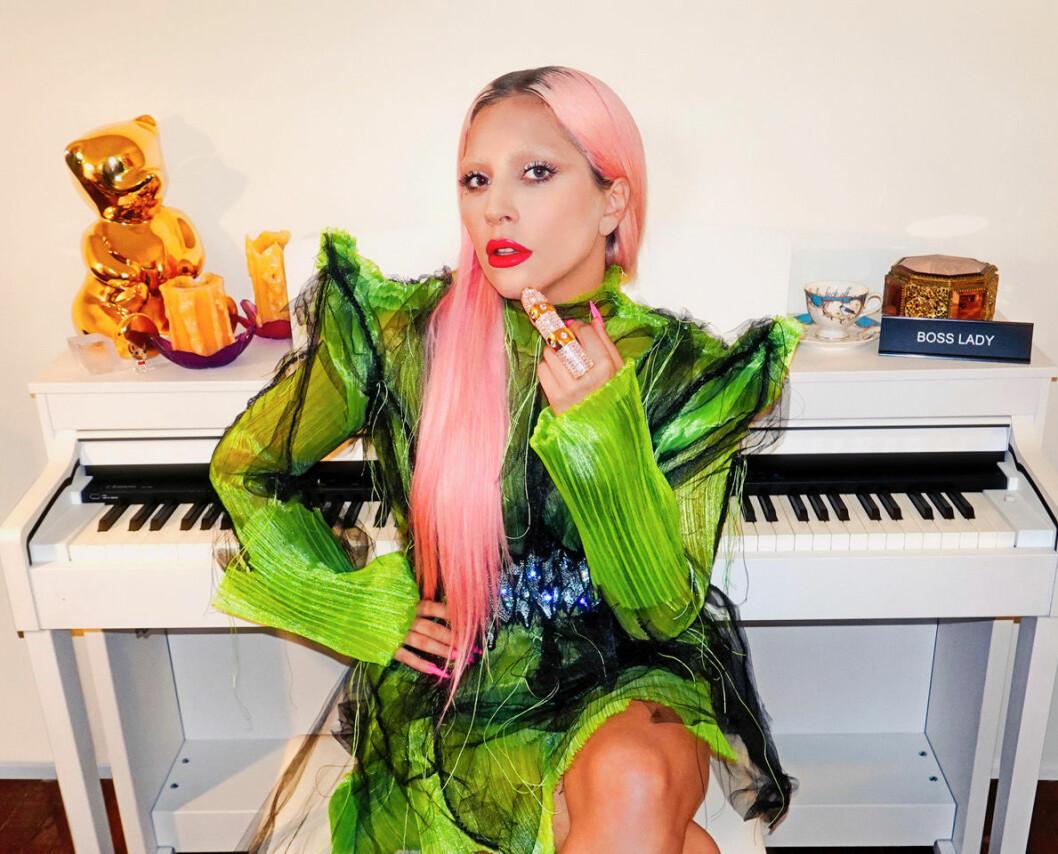 Lady Gaga för Klarna.