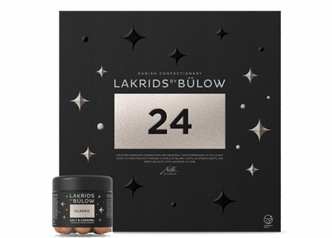 Lakrids bulow adventskalender 2020