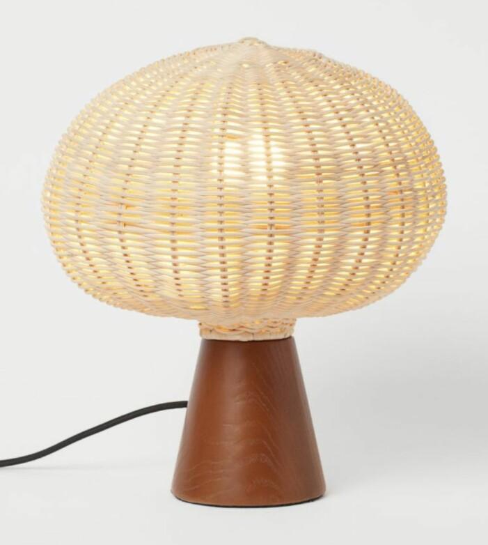 Lampa från H&M Home