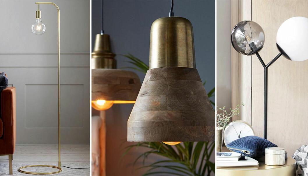 mysiga lampor för hela hemmet