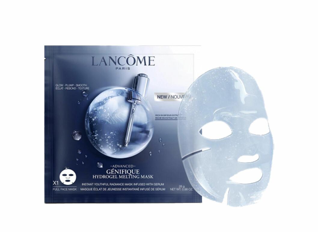 Vinnande sheet mask från Lancôme.