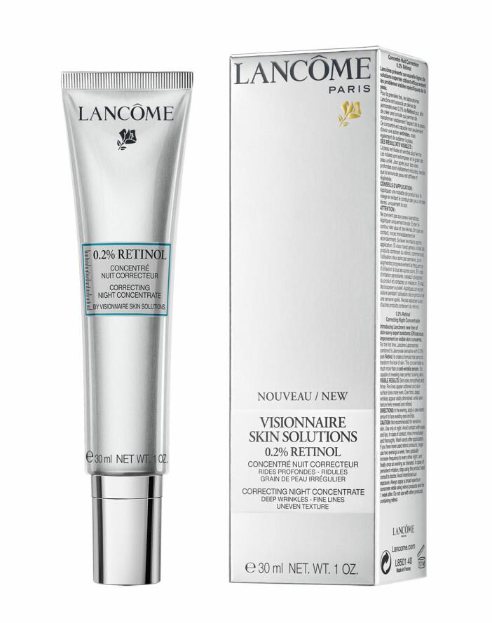 lancome serum retinol bäst i test
