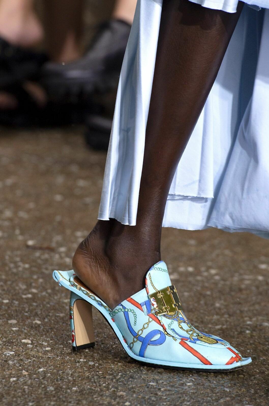 Slip-in Loafers från Lanvin