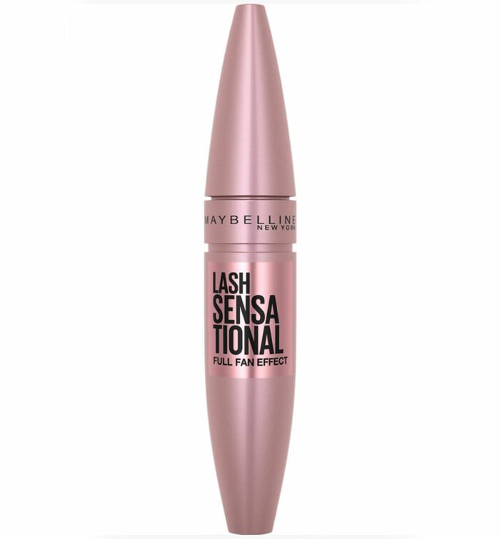 Lash sensational från Maybelline bäst i test mascara budget