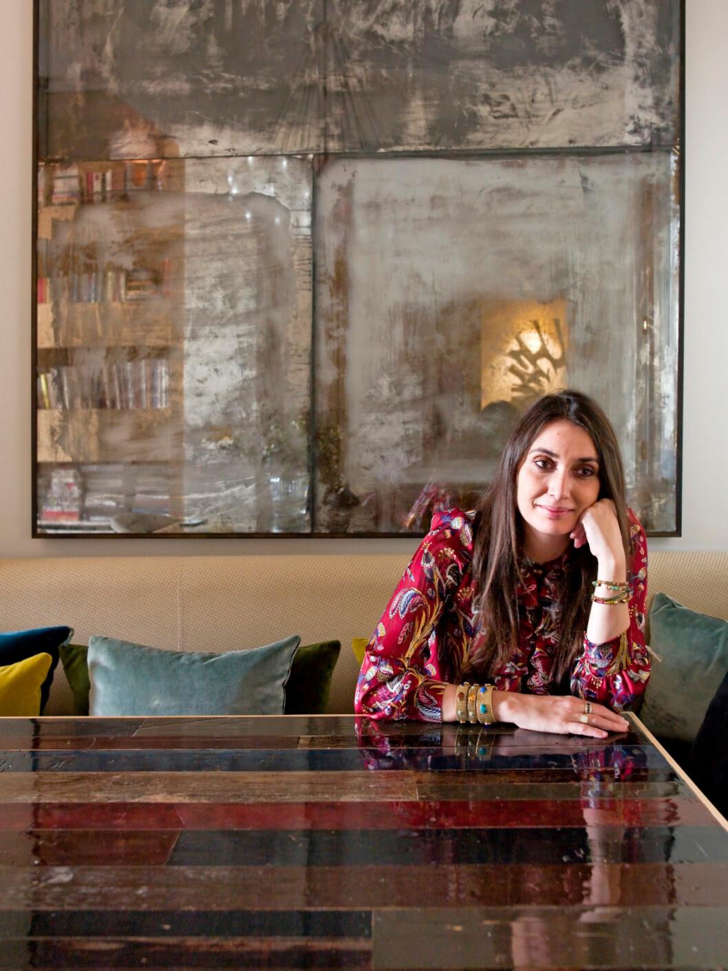 Laura Gonzales inredningsdesigner