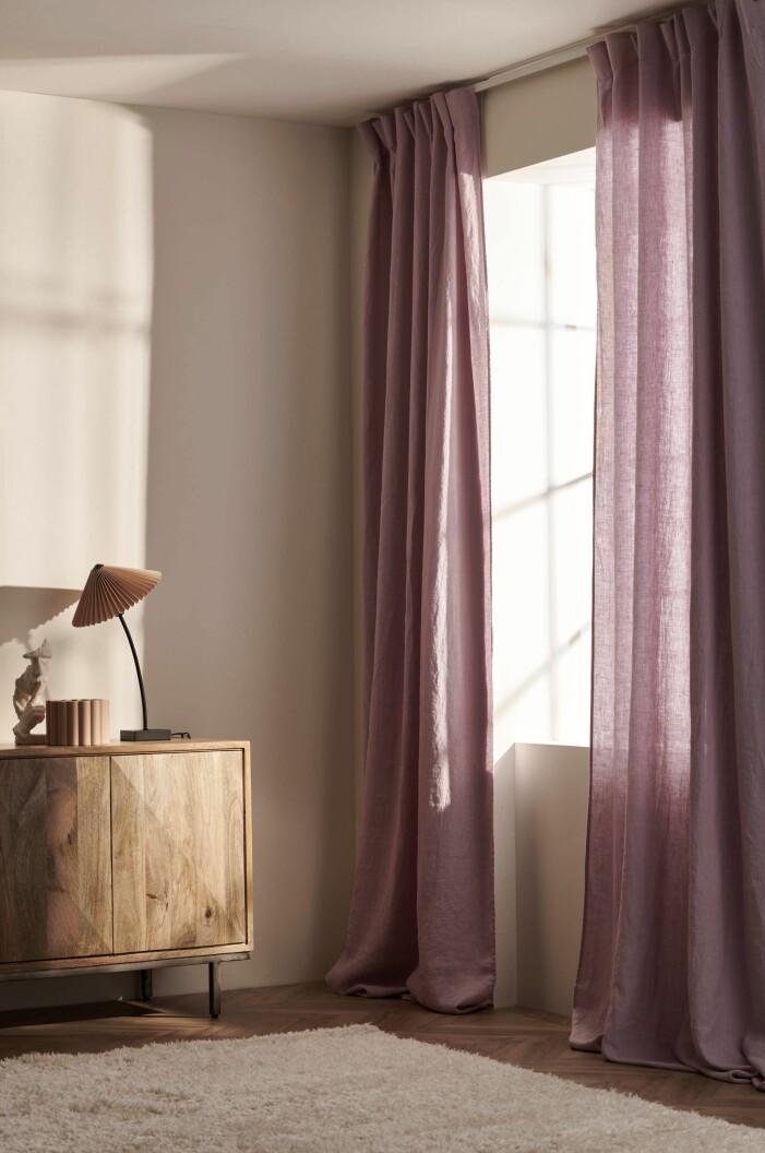 Lavendel är en stor färgtrend 2021