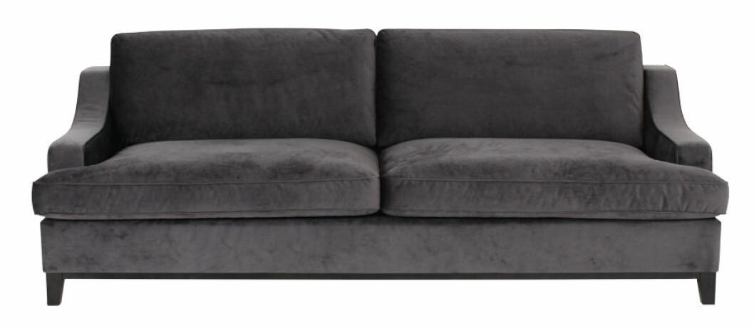 3-sits soffa Imperial i färgen Smoky Gray
