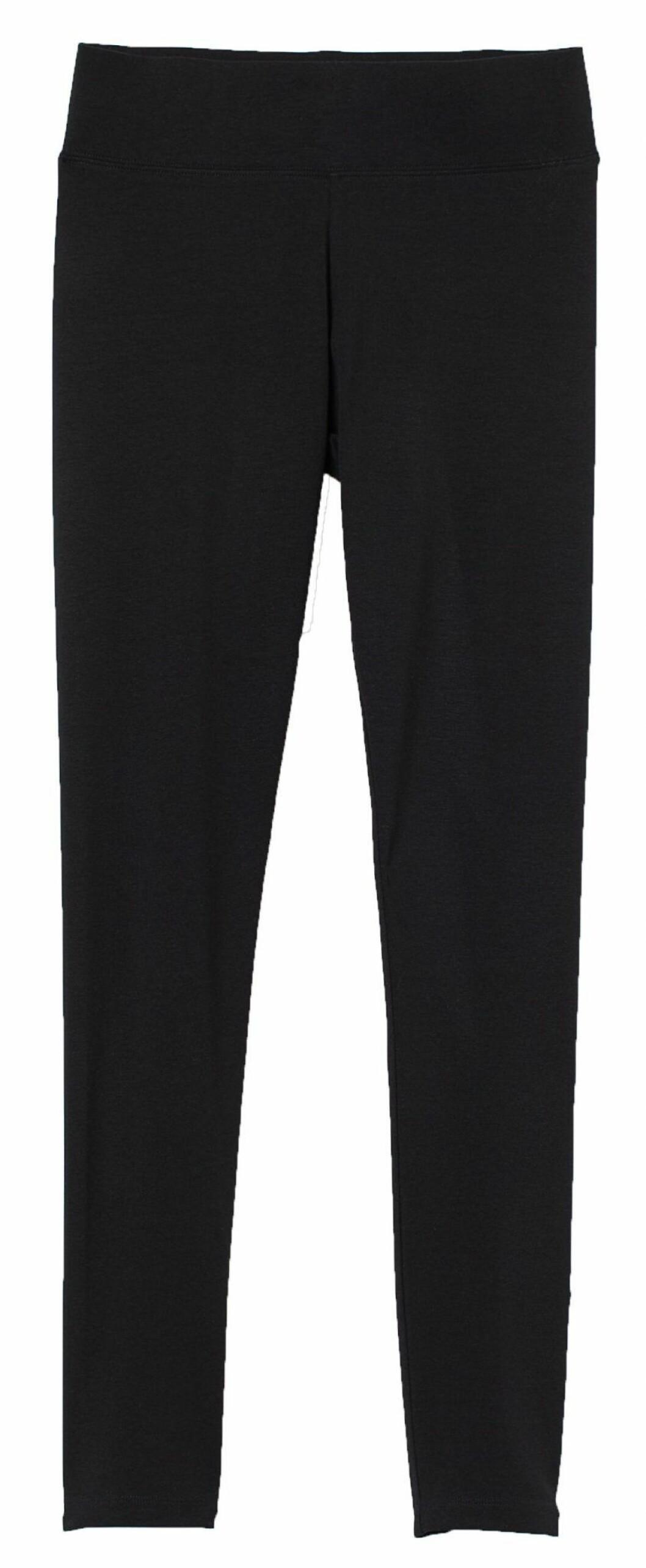 svarta leggings från H&M.