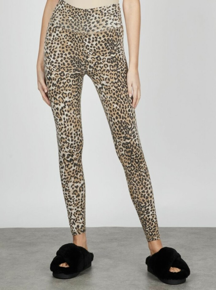 leggings leopardmönster ragdoll la
