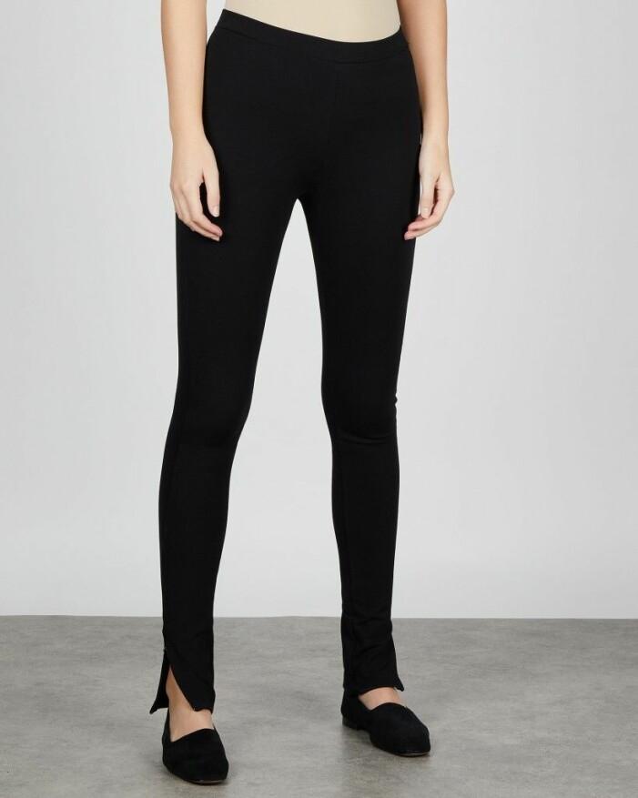 Leggings med zip Tôteme