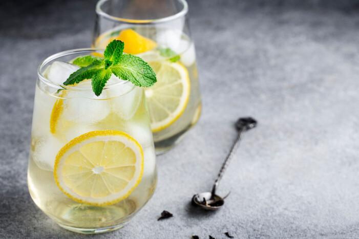 Spetsad lemonad
