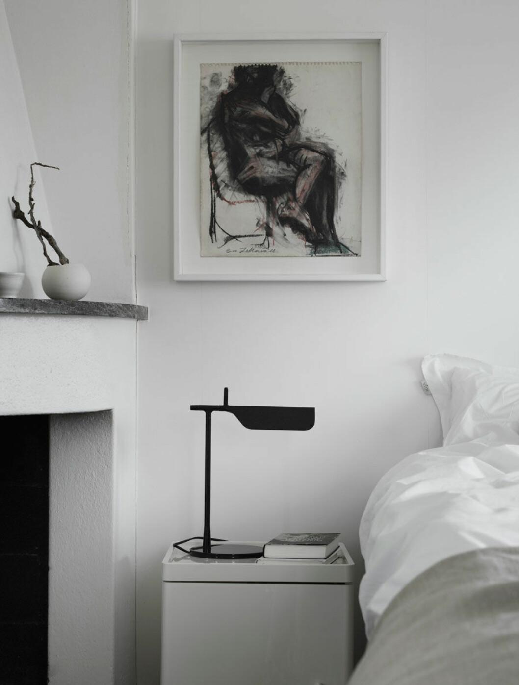 Rofyllt sovrum