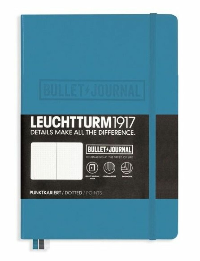 Bullet journal Leuchtturm1917