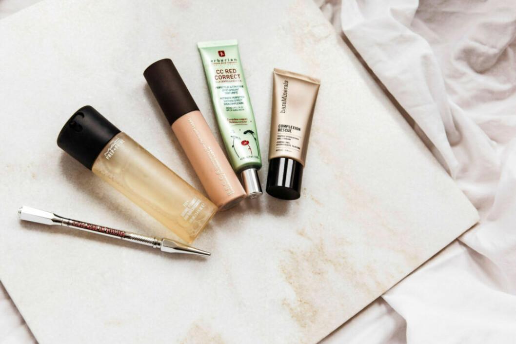 Sminkprodukter för den perfekta no-makeup-makeup looken