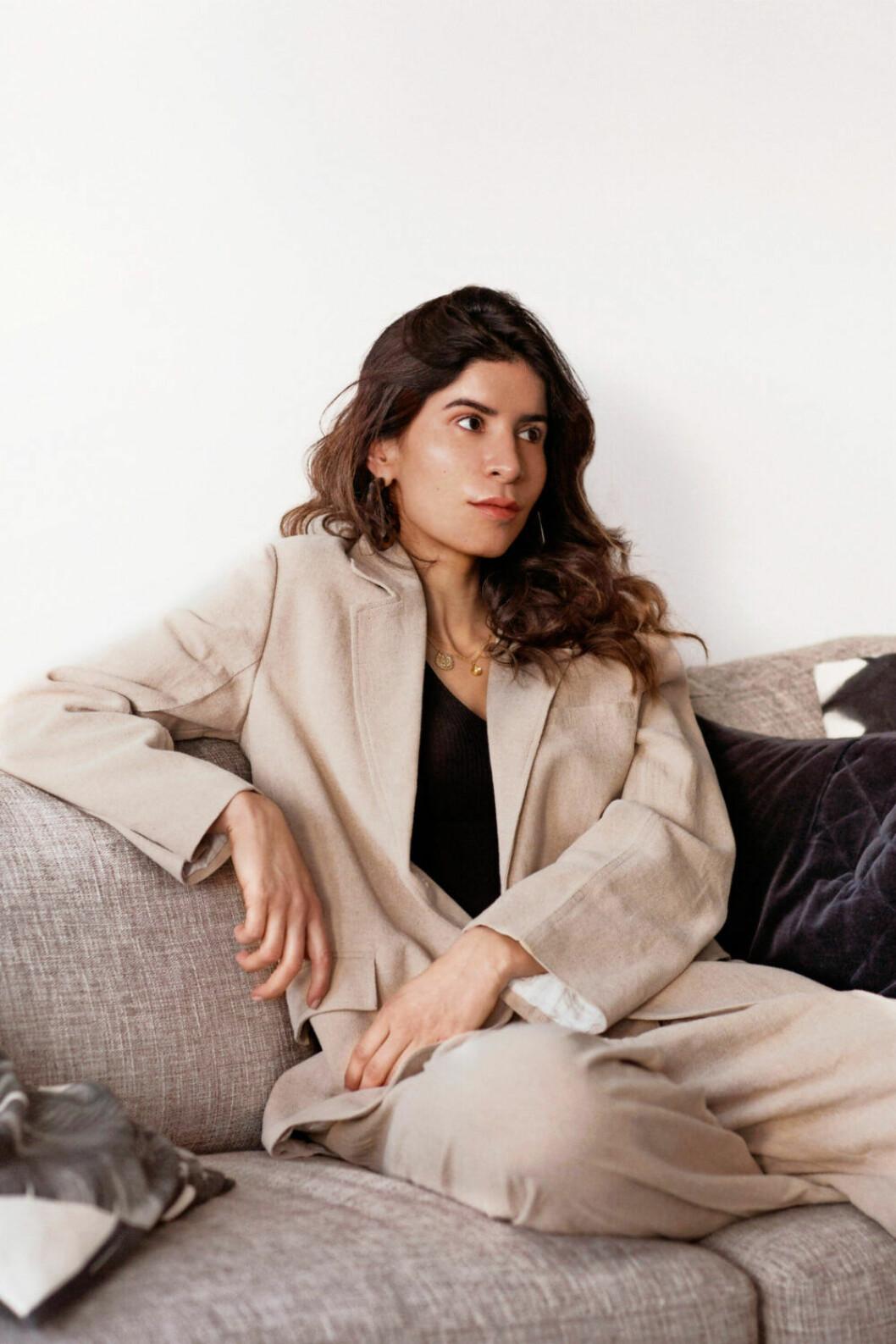 Leyla Aksoy, beautyproffs och influencer på ELLE