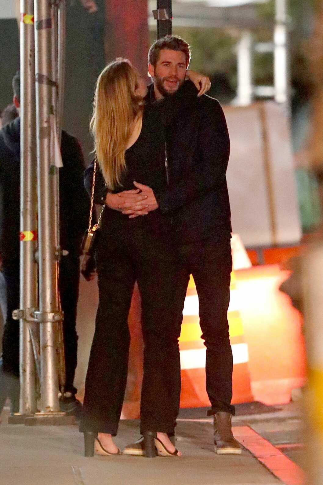 Liam Hemsworth på dejt med Maddison Brown