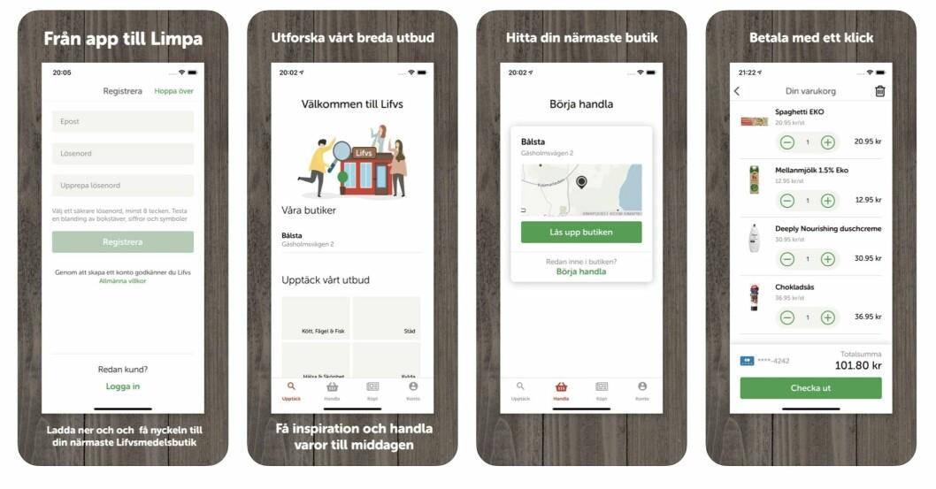 lifvs app