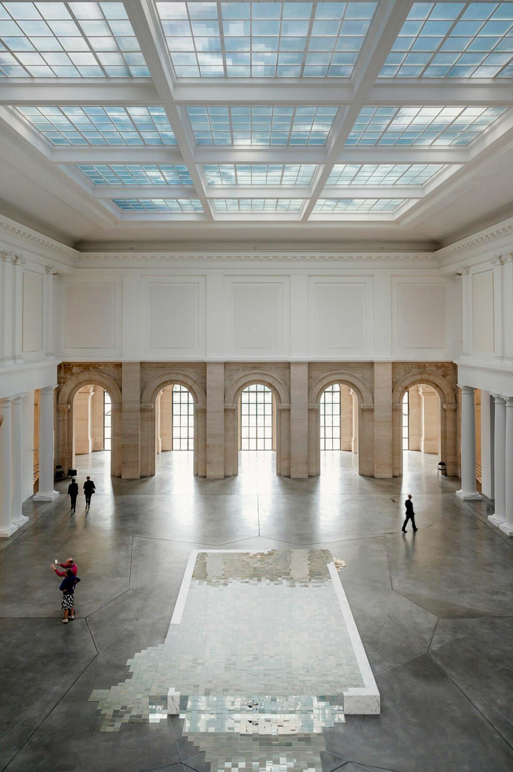 Le palais de Beaux arts Lille