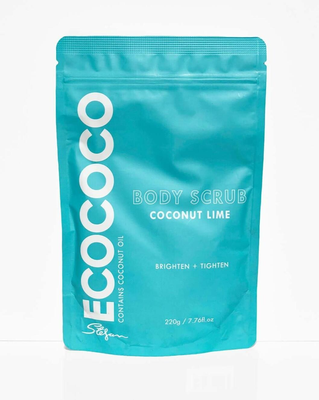 Kroppsskrubb från Eco Coco.