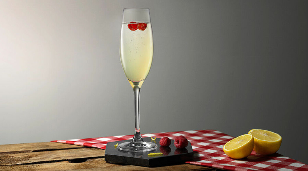 Limoncello & Bubbles.