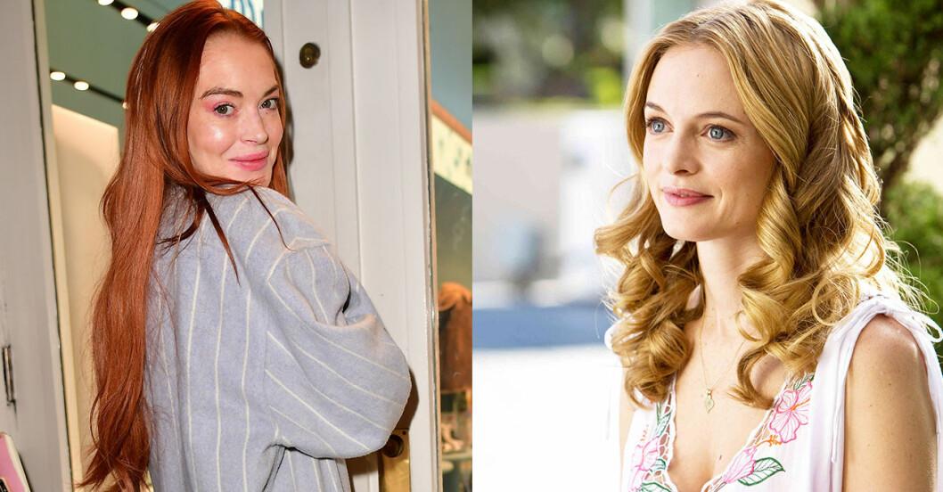 Lindsay Lohan – Jade i The Hangover