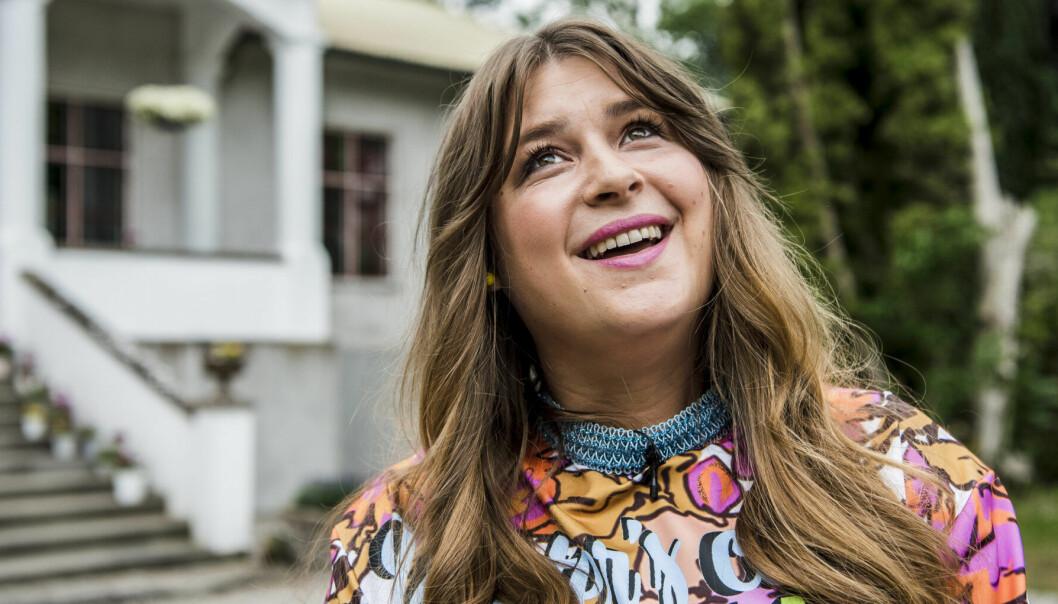 Linnea Henriksson programledare Melodifestivalen 2020