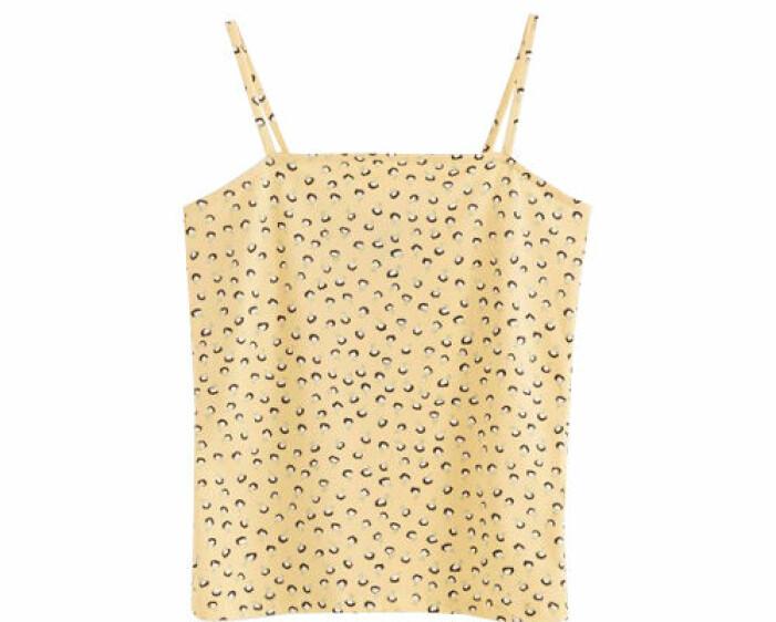 gult linne sommar