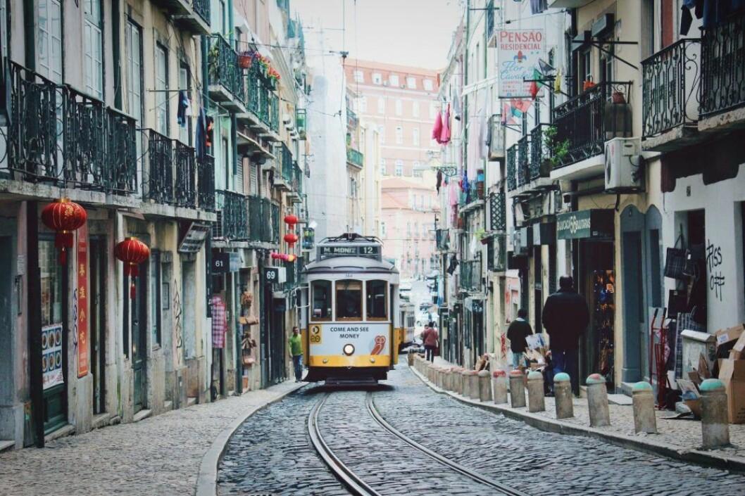 Lissabon kräftan