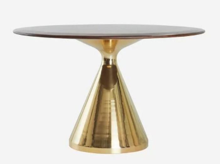Runt litet bord från Jotex