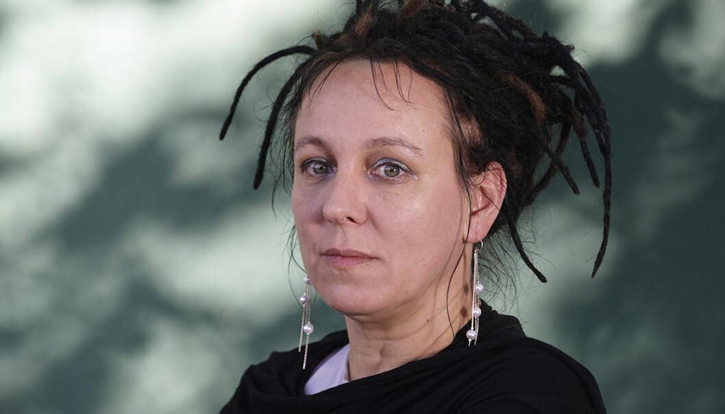 Olga Tokarczuk vann nobels litteraturpris för 2018
